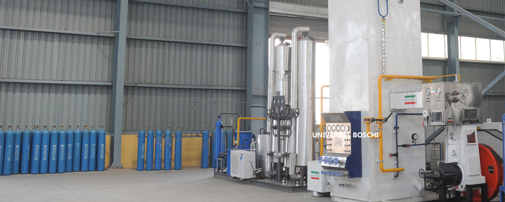 Medical oxygen cylinder filling machine price - Oxygen Plant